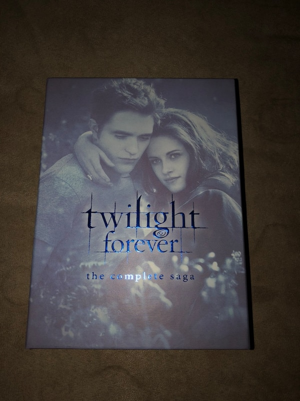 Twilight and Harry Potter complete sets