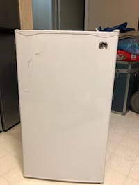 white single-door refrigerator Prince George, V2M 6H1