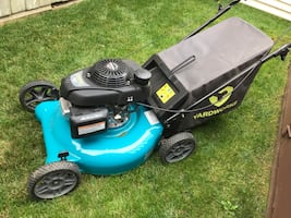Yardworks lawnmower Honda Motor