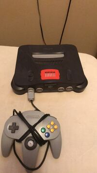 N 64 with memory expansion pack King, L7B 1H5