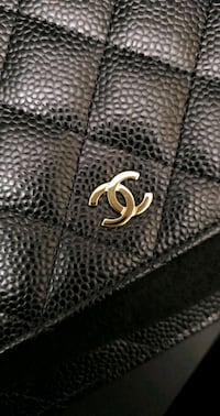 Chanel WOC in Gold Chain Calgary