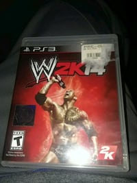 WWE 2K17 Sony PS3 game