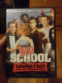 old school unrated and out of control dvd Portland, 97202