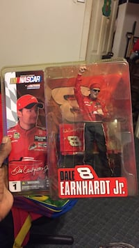 NASCAR collectible Dale Earnhardt Jr figure District Heights, 20747