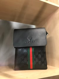 black and gray Gucci leather wallet Toronto, M9L 1Y9