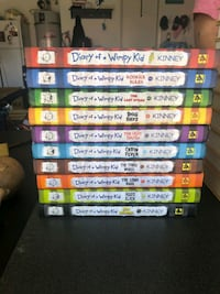 Diary of a Wimpy Kid Collection of 12 Las Vegas, 89183