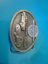 1995 Ford Thunderbird Belt Buckle