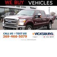2011 Ford Super Duty F-250 XLT 477 mi