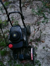 black and red push mower Lexington, 29073
