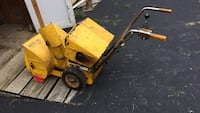 Yellow, heavy duty two stage snow blower   Conneaut Lake, 16316