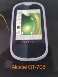 Movil Alcatel OT-708 One Touch Mini