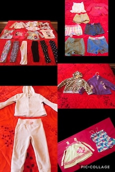 toddler's assorted clothes 2t-3t