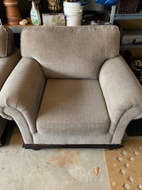 Sofa and Chair from Leon's