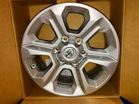 4 Toyota 4runner Wheels 17x7 Factory OEM Lusby, 20657