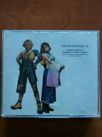 Final Fantasy X Original Soundtrack  Markham, L3S 4B2