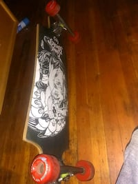 Landyacht long board