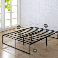 Brand new full size metal bedframe  -send best offer  College Park