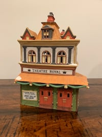 Dept 56 Theatre Royal Sykesville, 21784
