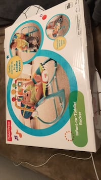 Fisher-Price Infant to Toddle Rocker  Bakersfield, 93309