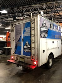 wrap graphics for van truck or trailer