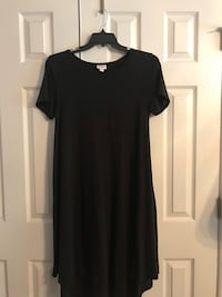 LulaRoe Solid Black Carly Summerville, 29483