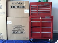 Tool box - top tool chest and rolling tool cart  Wilton Manors