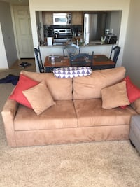 Sofa with pull out full size bed Denver, 80209