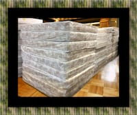 King mattress with King box spring Laurel