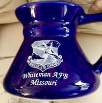 Collectible Whitman Air Force base SAC Coffee Cup Inverness, 34450