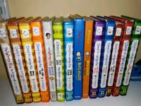Diary of the Wimpy Kid series plus 2 Big Nate books..all hardcover... Manassas, 20109