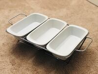 Buffet Server/ Servingware with stand and warmer  Owings Mills, 21117