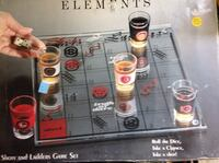 SHOTS AND LADDERS Drinking Game York, 17403