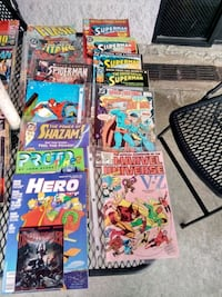 assorted Marvel comic book collection Stevenson Ranch, 91381