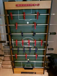foosball table  - full size stand alone model. Toronto, M1C 3J5