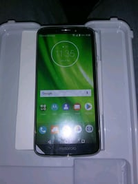 Moto G6 Play new with box Portland, 97209