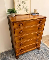 Solid Wood Dresser Arlington, 02474