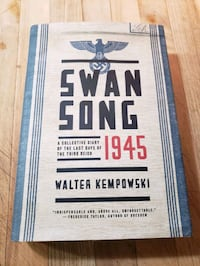 Swan song 1945 good condition