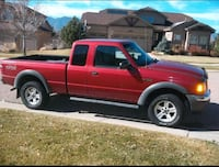 2002 Ford Ranger XLT 4x4 SuperCab 4.0 North Charleston