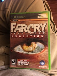 Far cry instincts evolution Xbox factory sealed 3730 km