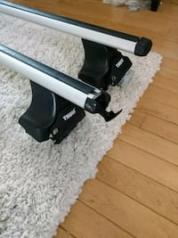 Thule brand roof rack