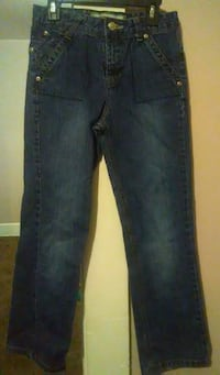 F.G. stretchable denim girl's pants Youngstown, 44502