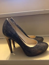 Cole Haan sequined pumps size 6.5 Mississauga
