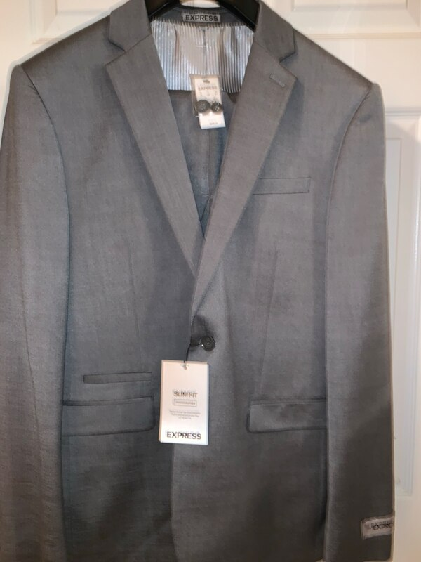 Express for Men Suits