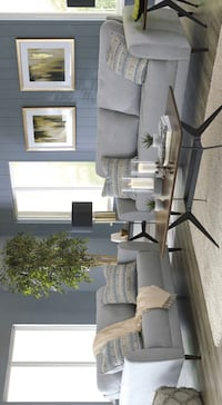 Cardello Pewter Living Room Set(Dining table & chairs & dinette set Houston, 77080