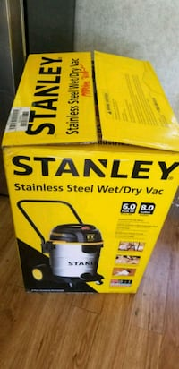 Stanley vacuum.. see this listing it's availa Houston, 77091