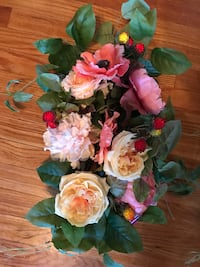 Two flower arrangements $10 each brand new Baltimore, 21215