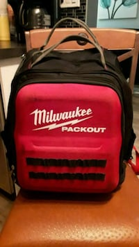 Milwaukee 15 inch packout backpack