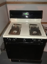 very good stove just needs burners brought new one