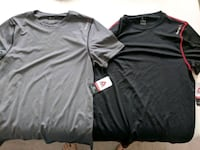 New with tags 2 Reebo men's workout running shirts Guelph, N1L 1H2
