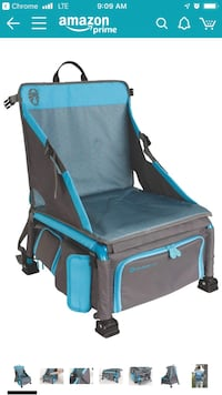 Coleman Cooler Backpack Chair Arlington, 22201